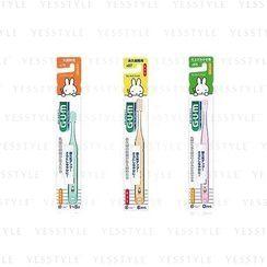 Sunstar - Gum Dental Brush For Children For Finishing Polishing Random Color - 3 Types