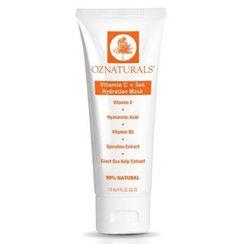 Oz Naturals - Vitamin C + Sea Hydration Mask