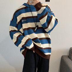 Gonzalito - Striped Sweater