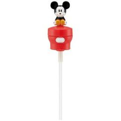 Skater - Mickey Mouse Straw Hopper Cap (For 350ml/500ml Bottle)