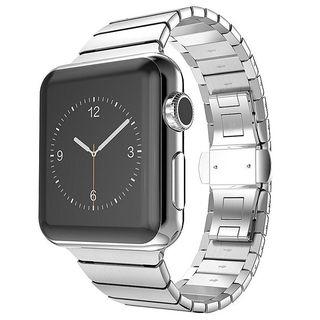 Etao - 苹果手表专用不锈钢手镯表带 42mm