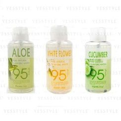 Farm Stay - 95% Pure Natural Cleansing Water - 3 Types