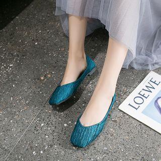 Feticcio - Square Toe Flats