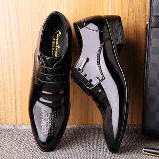 Taragan - Lace-Up Derby Shoes