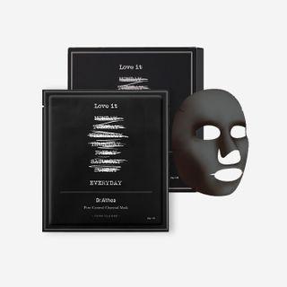 Dr. Althea - Pore-Control Charcoal Mask Set