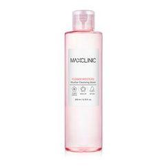 MAXCLINIC - Micellar Cleansing Water Flower Moisturizing 200ml