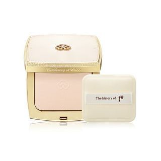 The History of Whoo - Gongjinhyang Mi Velvet Powder Pact - 2 Colors