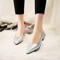 Kireina - 尖頭粗跟鞋