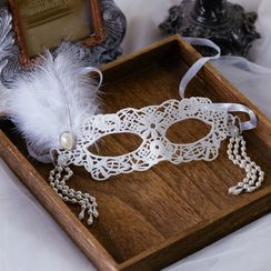 Ashmi - Mesh Party Eye Mask