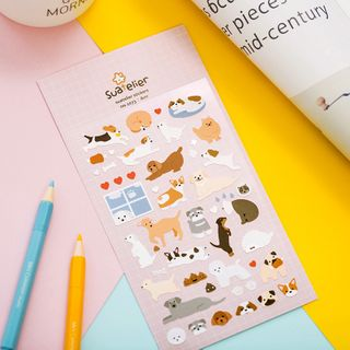 OH.LEELY - Animal Sticker