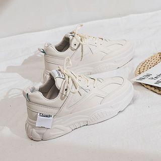 Solejoy - Chunky Platform Sneakers