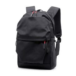 Szeta - Nylon Plain Backpack
