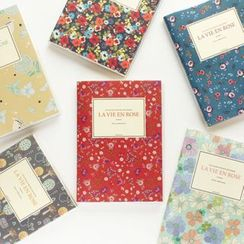 iswas - 'Paperian' Series Floral Print Diary - (M)