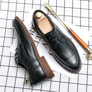 WeWolf - Faux-Leather Oxfords
