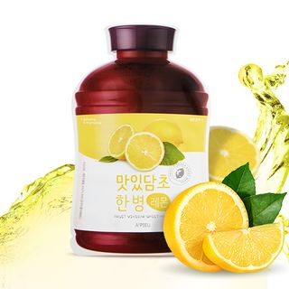 A'PIEU - Fruit Vinegar Sheet Mask (Lemon) 1pc