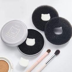 Beauty Artisan - Set of 3: Makeup Brush Cleaning Sponge