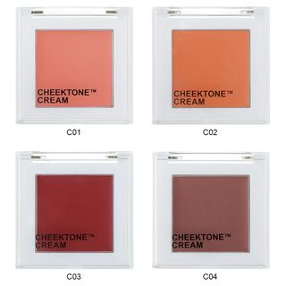TONYMOLY - Cheektone Single Blusher Cream (5 Colors)