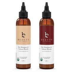 Beauty by Earth - Organic Powder Dry Shampoo