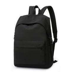 Endemica - Plain Lightweight Zip Backpack