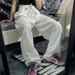 Malnia Home - Drawstring Jogger Pants