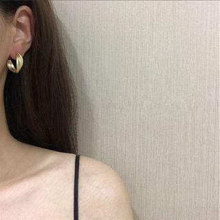 Mojia - Hoop Earring