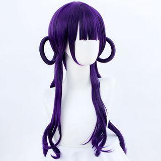 HSIU - 地縛少年花子君赤根葵角色扮演假髪