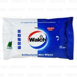 威露士 - 消毒湿纸巾 10 片
