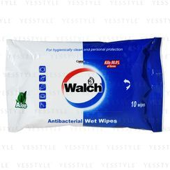 Walch - Antibacterial Wet Wipes 10 pcs