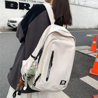 Gokk(ゴック) - Plain Nylon Backpack
