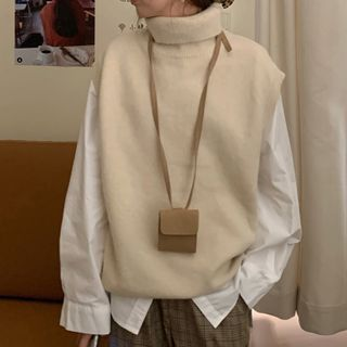 Dute - Plain Sweater Vest