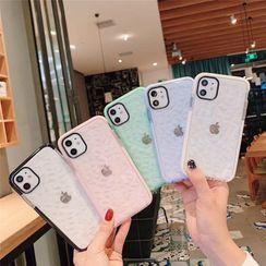 Surono - 透明手機保護套 - iPhone 6 / 6 Plus / 6s / 6s Plus / 7 / 7 Plus / 8 / 8 Plus / X / XS / XS Max / XR / 11 / 11 Pro / 11 Pro Max