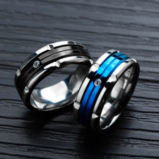 Tenri - Stainless Steel Ring
