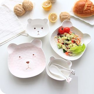 CHITO - Kids Bear Ceramic Plate