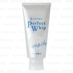 Shiseido - Senka Perfect Whip White Clay Face Wash