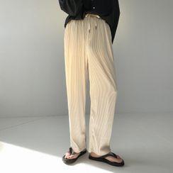DAZO Studios - Straight-Fit Pants