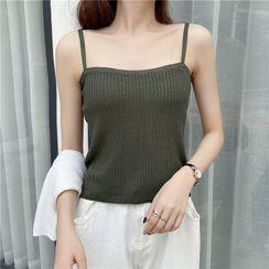 Donnae - Knit Camisole Top