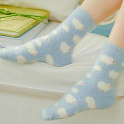 Sockaday - 两件套装: 图案袜子