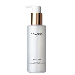 DONGINBI - Red Ginseng Moisture & Deep Cleansing Oil Gel 200ml