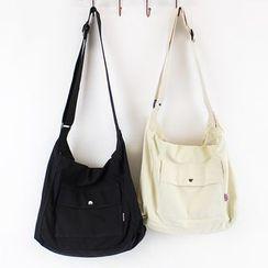 Quien - Couple Matching Canvas Shoulder Bag