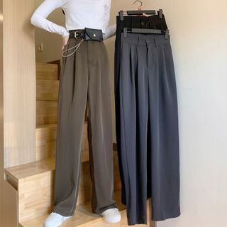 Corro - Wide-Leg Dress Pants