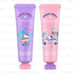 Cathy Doll - Hello Kitty Hand Cream 30g - 2 Types