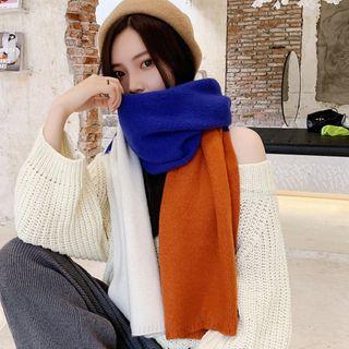 Dreamaway - 插色针织围巾
