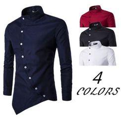 YIKES(ヤイクス) - Stand Collar Shirt