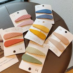 Pompabee - Set: Fabric Hair Clip