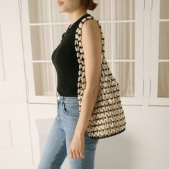 Wifky - Bead Bucket Bag & Pouch