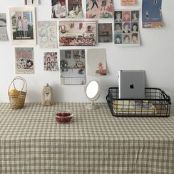 TangTangBags - 格子桌布相片背景