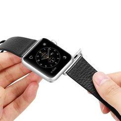 Papilio - Genuine-Leather Apple Watch Strap
