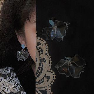 PO!NY STUDIO  - Geometry Drop Earring