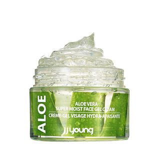 JJ YOUNG - Aloe Vera Super Moist Face Gel Cream