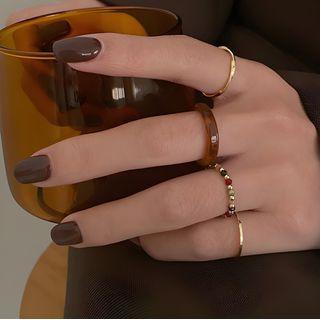 Foreflow - Set of 4: Rings